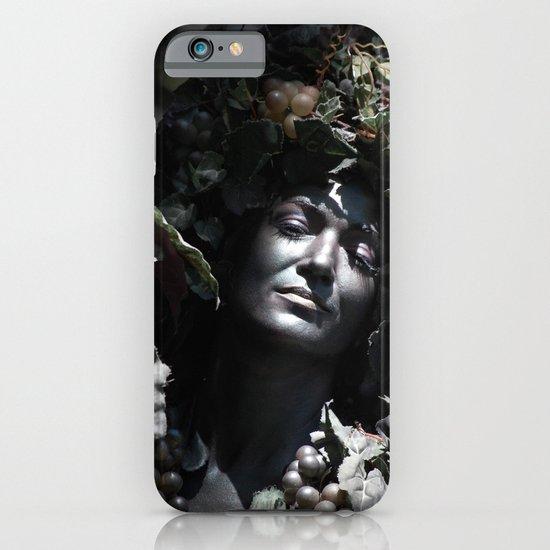 Wood Woman iPhone & iPod Case
