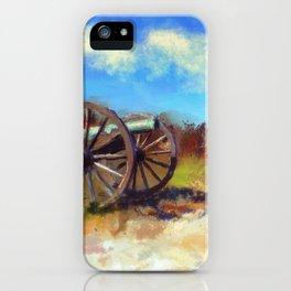 Antietam Under Blue Skies iPhone Case