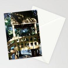 Tree house @ Aguadilla 3 Stationery Cards