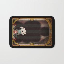 Shadow Collection, Series 1 - Bone Bath Mat