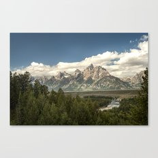 Grand image one Canvas Print