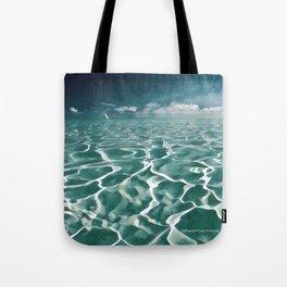 Sailing Ocean Blues Tote Bag