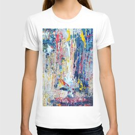 Portrait in the rain T-shirt