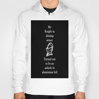 knight Hoodies featuring KNIGHT by I Love Decor