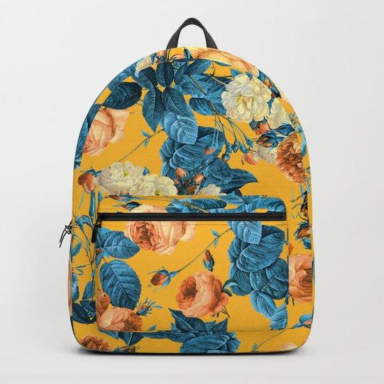 Summer Botanical II Backpack