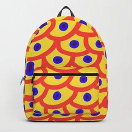 Trypophobia - Yellow Backpack