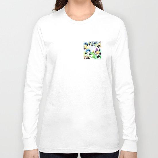 Pool2 Long Sleeve T-shirt
