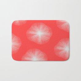 Coral Bust Bath Mat