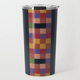 Mosaic Game Travel Mug