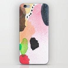 Abstract Mini #26 iPhone & iPod Skin