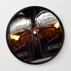 Gentleman Jack Wall Clock