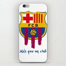 FCB iPhone Skin