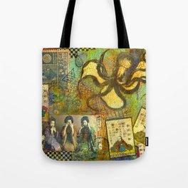 Speak, See, Hear no Evil Tote Bag