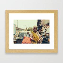In Mumbai Framed Art Print