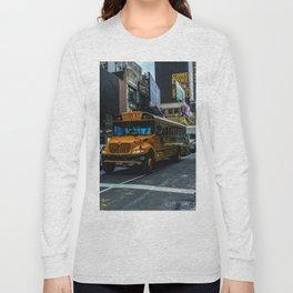School bus Long Sleeve T-shirt