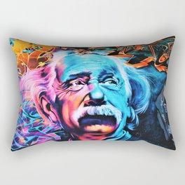 Albert E=mc^2 Einstein Rectangular Pillow