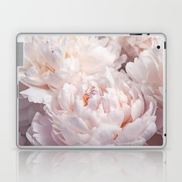 Floral Photography | Peony Pink Cluster | Flowers | Botanical | Plant Laptop & iPad Skin