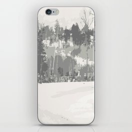 Once upon a time -winter iPhone Skin