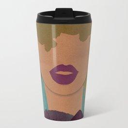 BLONDE AMBITION Travel Mug