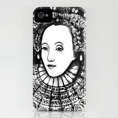 Queen Elizabeth I Portrait  iPhone (4, 4s) Slim Case