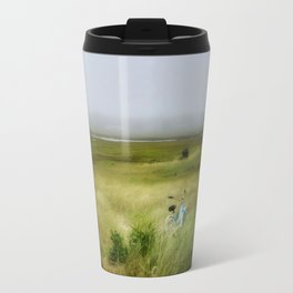 lazy summer day... Travel Mug