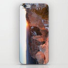Bryce Canyon Sunrise iPhone Skin