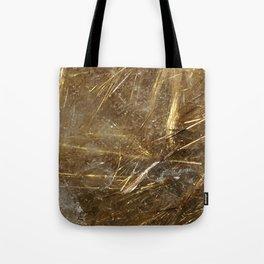 Golden Rutile Tote Bag