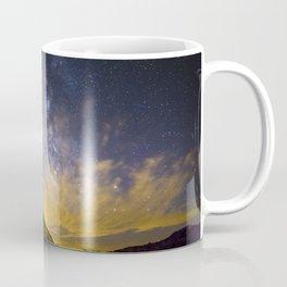 Fiery Night in Palo Duro Canyon Coffee Mug