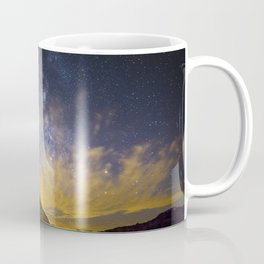 Fiery Night in Palo Duro Canyon Coffee Mug
