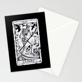 La Mort Card Stationery Cards