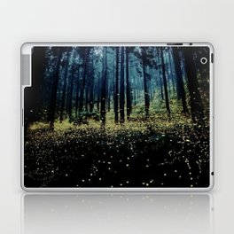 Twilight Fireflies Laptop & iPad Skin