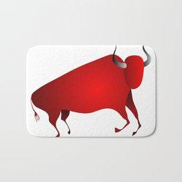 bull a la Altamira Bath Mat