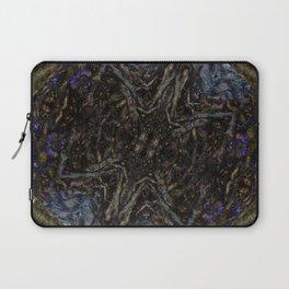 Tree Root Fractal Laptop Sleeve