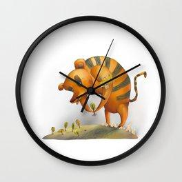 Bearger Wall Clock
