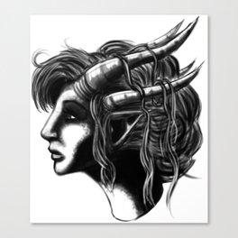 Dracon Canvas Print