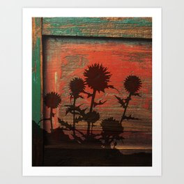 Horner Series 4 of 4 Art Print