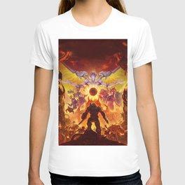 Doom Eternal game T-shirt