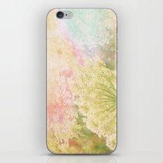 Princess Anne's Lace iPhone & iPod Skin