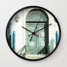 The Door - Venice Wall Clock