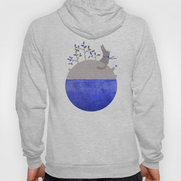 Lonely Wolf´s Planet Hoody