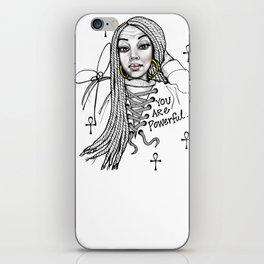 #STUKGIRL ASHLITA iPhone Skin