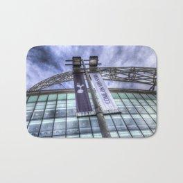 Come on You Spurs Wembley Stadium Bath Mat