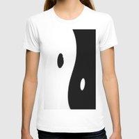 yin yang T-shirts featuring Yin Yang by ArtBite