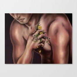Valour Canvas Print