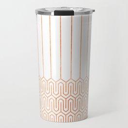 Art Deco No. 1 Freda Travel Mug