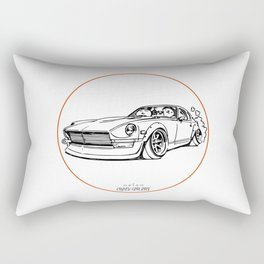 Crazy Car Art 0114 Rectangular Pillow