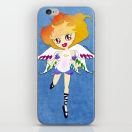 Rainbow Cupid v01 iPhone Skin