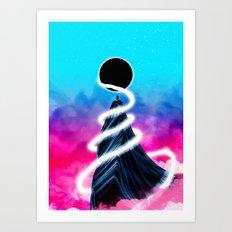 So Far Art Print