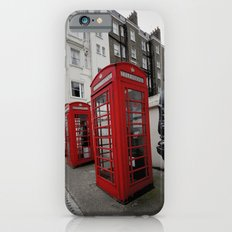 Phone Booths of London Slim Case iPhone 6s