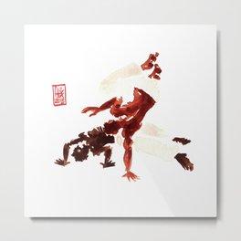 Capoeira 276 Metal Print
